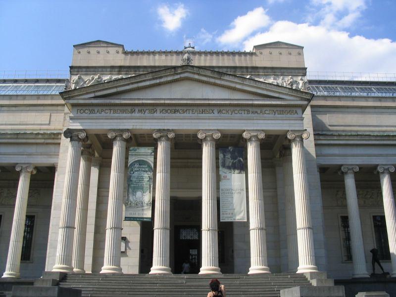 фото музей пушкина изобразительных искусств